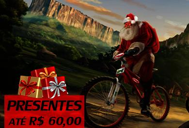 Presentes Natal até 60