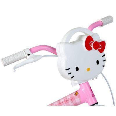 3ccd81031 Bicicleta infantil Caloi Hello Kitty - Aro 12 para meninas